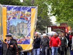 NUM Annual Demonstration Walk by Roy Lloyd