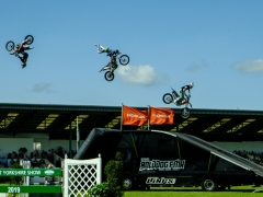 Stunt Riders by Phil Edwards