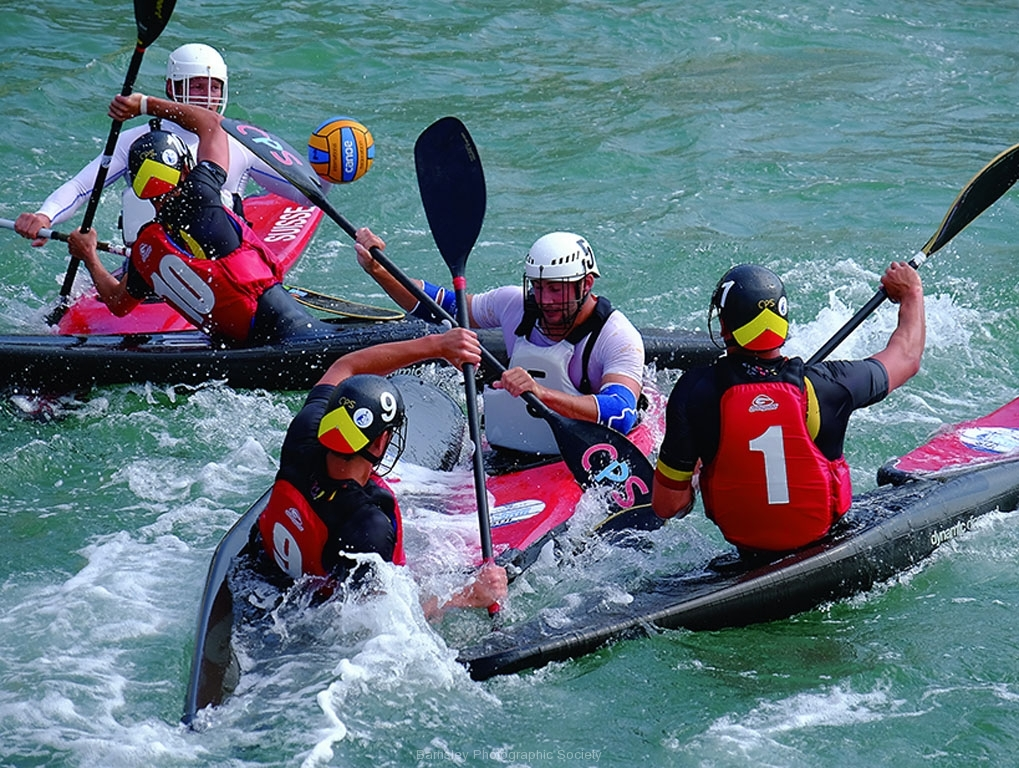 World Canoe Polo Championships 2016 by Jeff Moore
