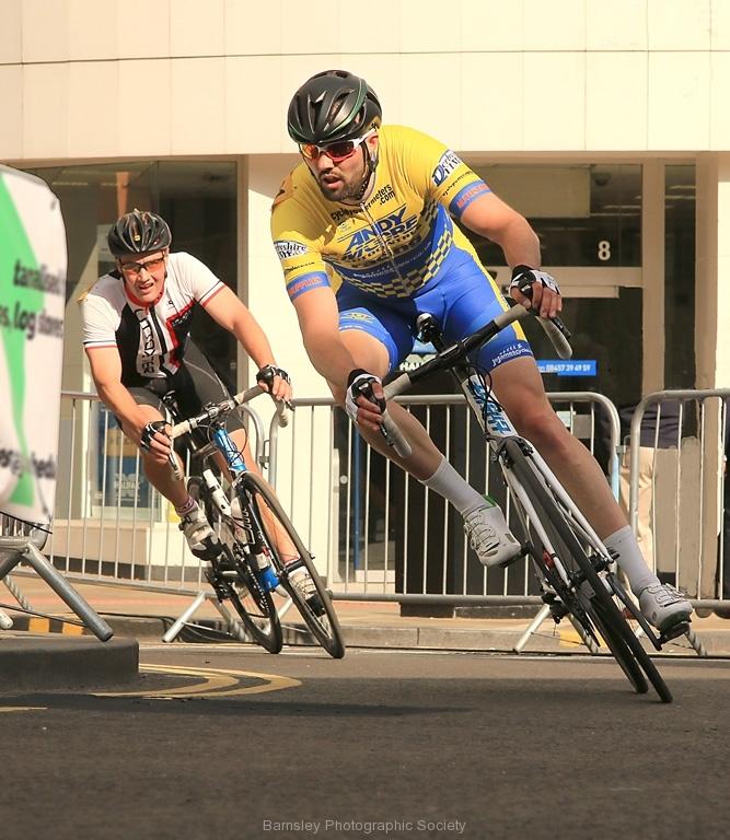 Barnsley Bike Race by Tom Alison
