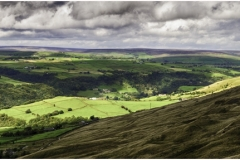 Towards Stoodley Pike by Jeff Moore