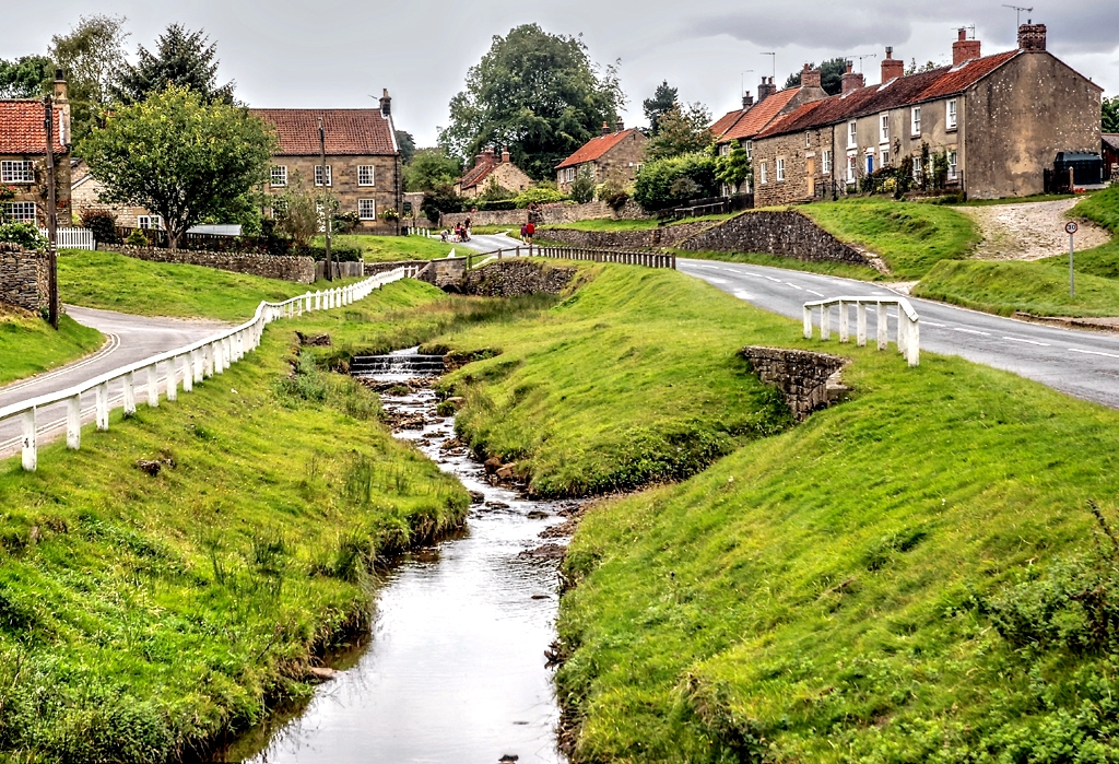 Hutton-Le-Hole by Harry Watson