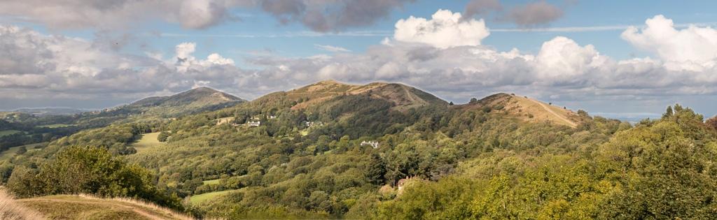 Malvern Hills by Tom Allison