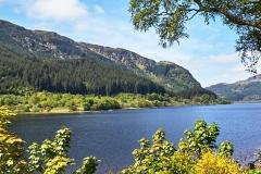 Loch Lubnaig by Phil  Holmes