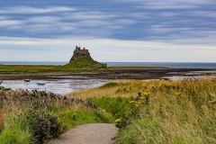 Holy Island by Brian Johnson