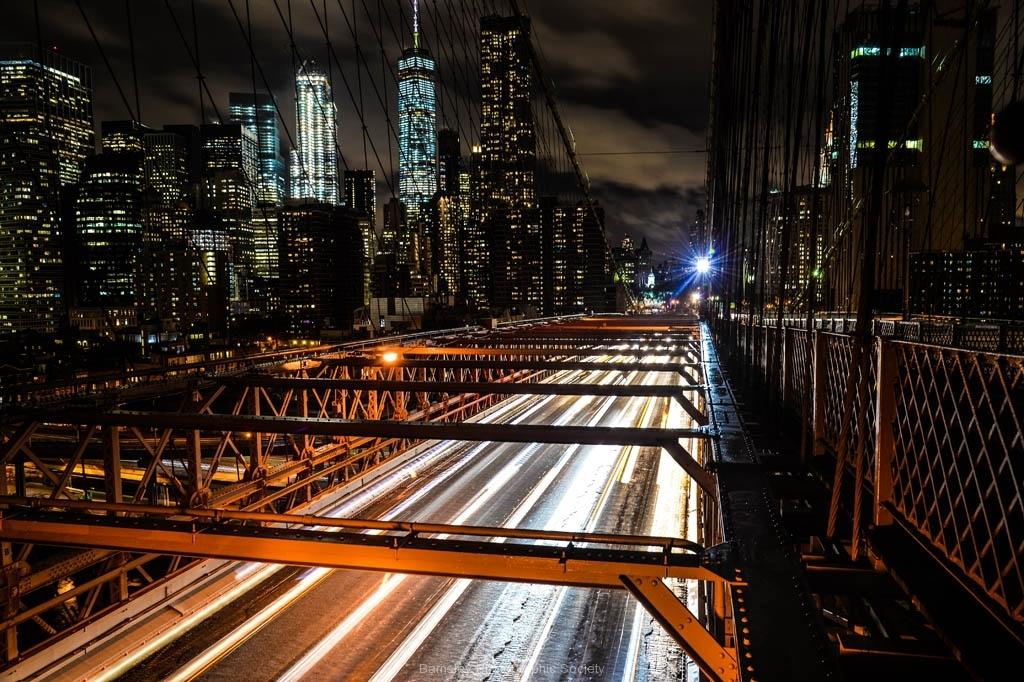 Brooklyn Night Lights by Glynn Rhodes