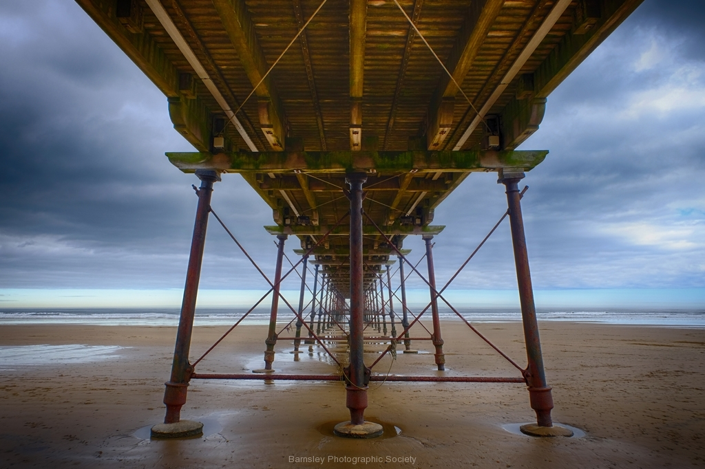 Saltburn Pier by Jeff Moore