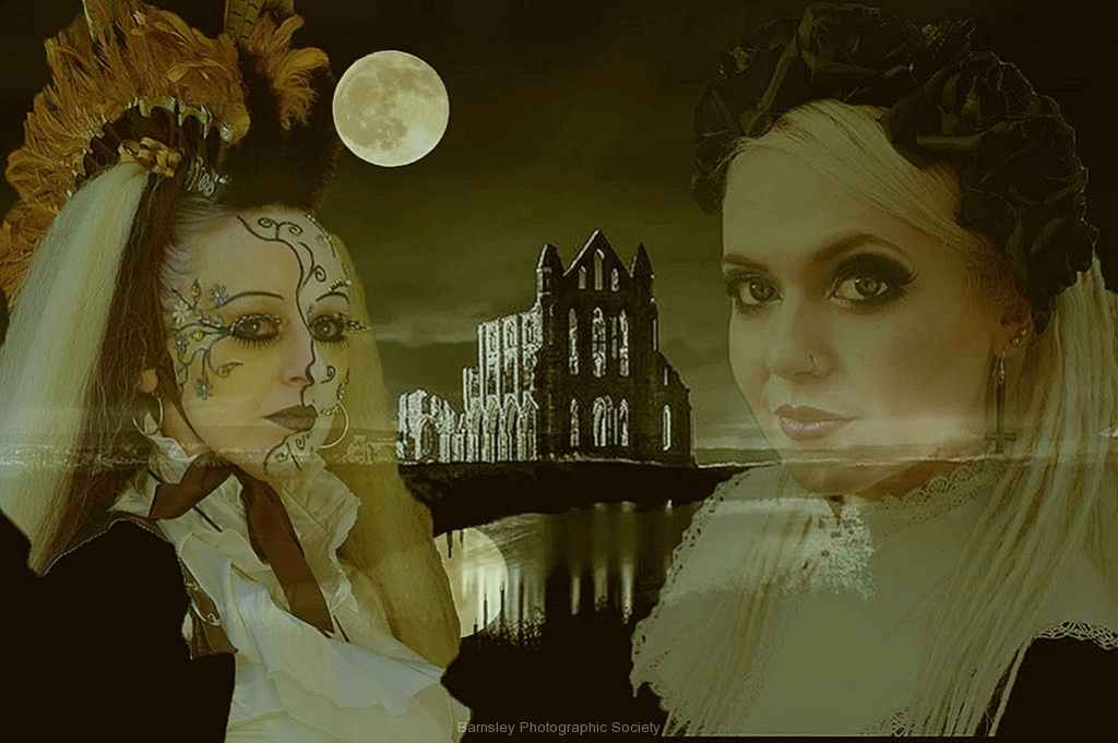 Gothic Whitby by Dave Speight