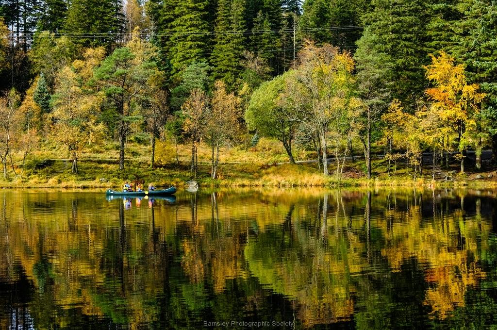 Bergen Lake by Phil Edwards