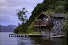 The Boat House by Jeff Moore