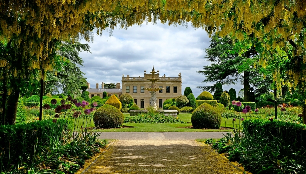 Brodsworth Hall by Phil Edwards