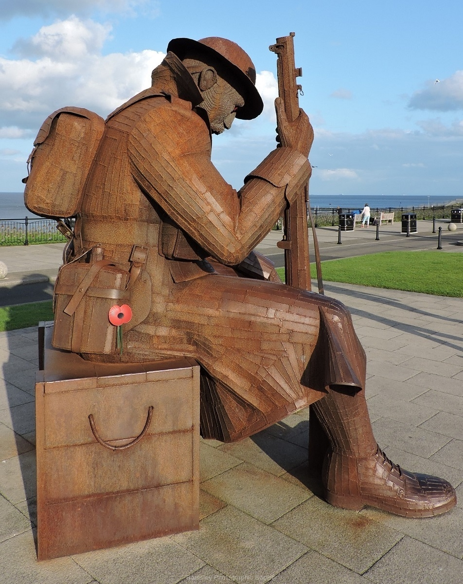 Seaham Tommy by Paul Coverdale