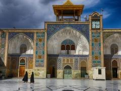 Mosque in Iran by Willem Van Herp
