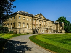 Nostell Priory by Phil Edwards