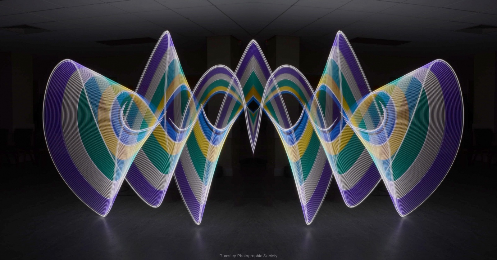 Painting in Light II  by  Dave Rippon  5