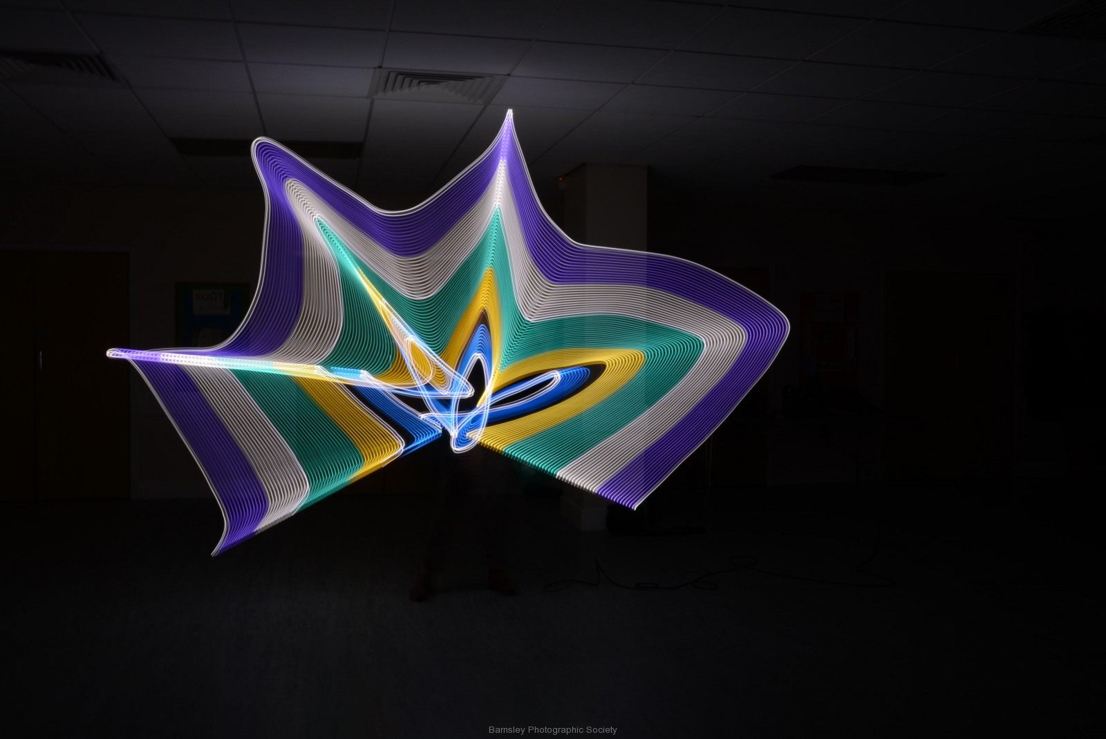 Painting in Light II  by  Dave Rippon  6
