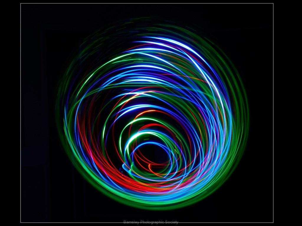 Painting in Light  by Phil Holmes 13