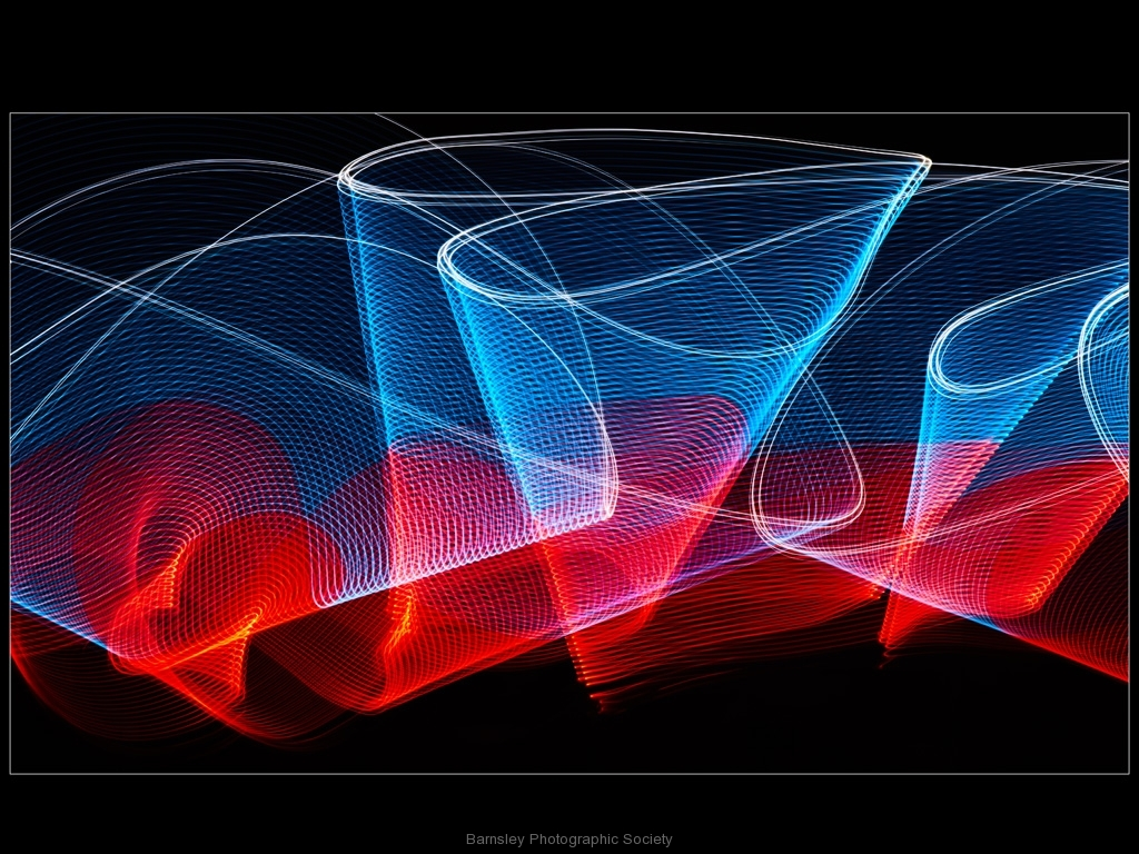 Painting in Light  by Phil Holmes 4