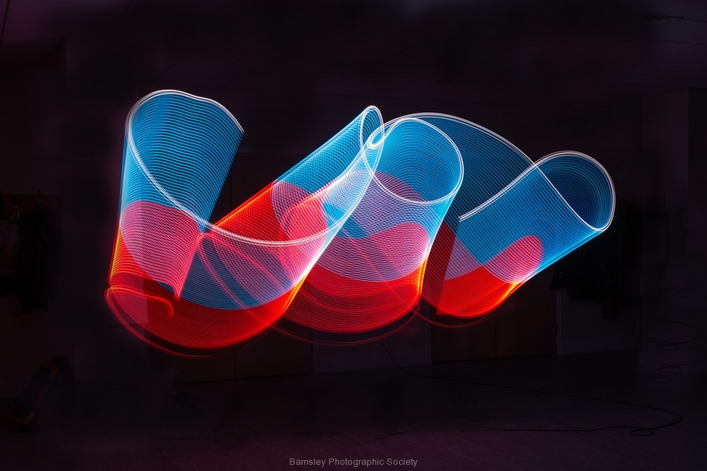 Painting in Light  by Tom Alison 3