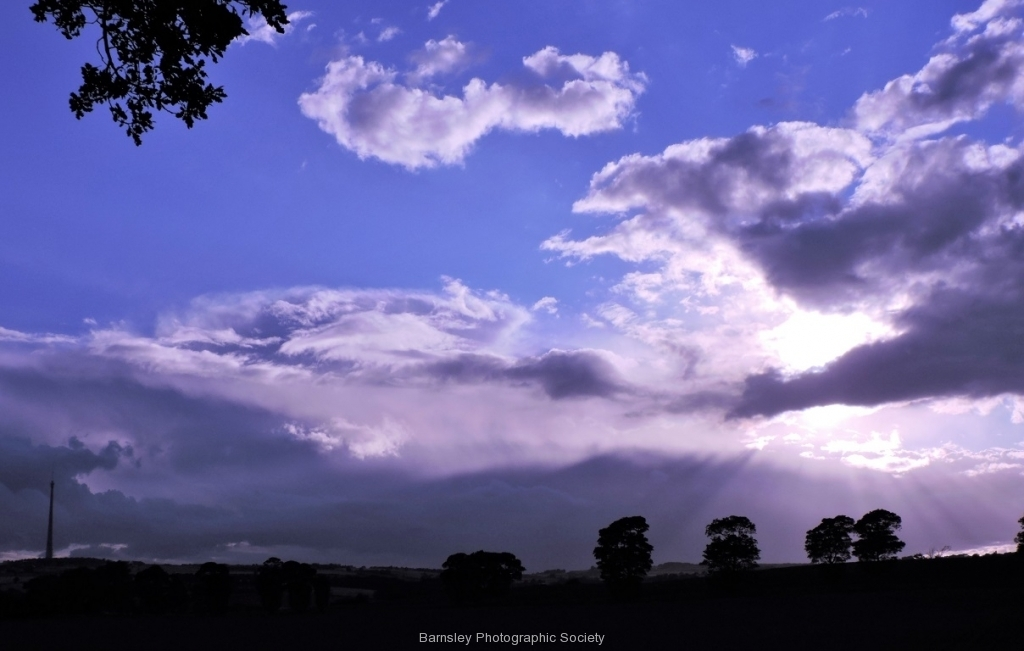 12 THE BIG SKY by Paul Coverdale