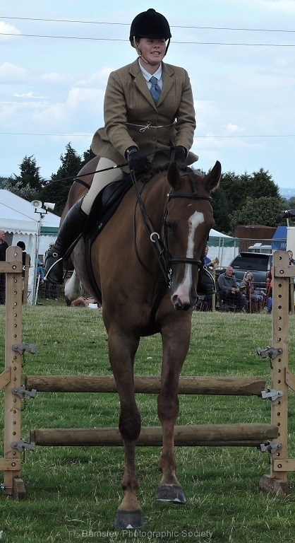 A CLEAR ROUND by Paul Coverdale
