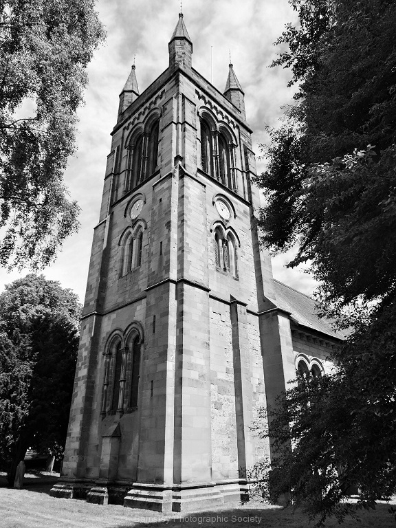 ALL SAINTS HELMSLEY by Paul Coverdale