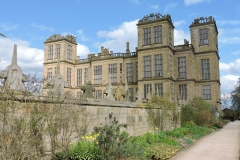 HARDWICK HALL by Paul Coverdale