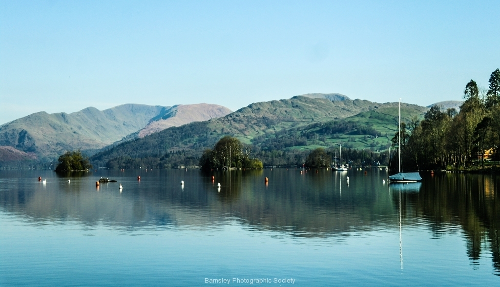 14 LAKE WINDERMERE by Phil Edwards s
