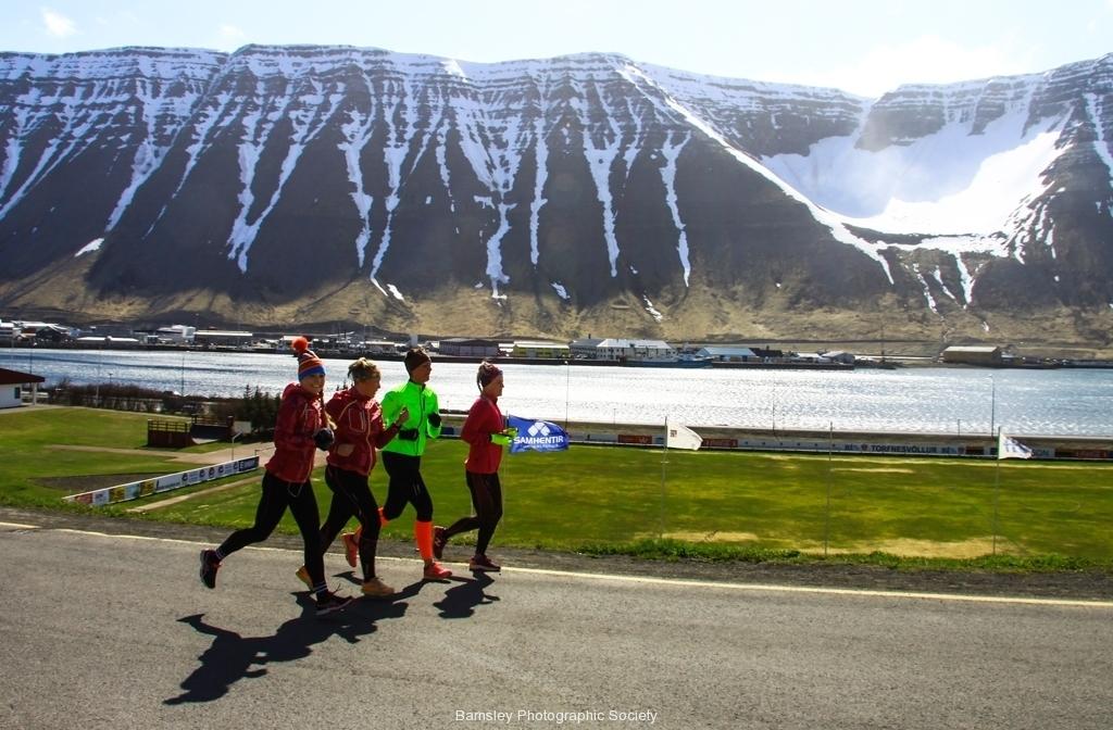 ICELANDIC MARATHON by Phil Edwards