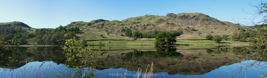 RYDAL WATER  by Phil Edwards