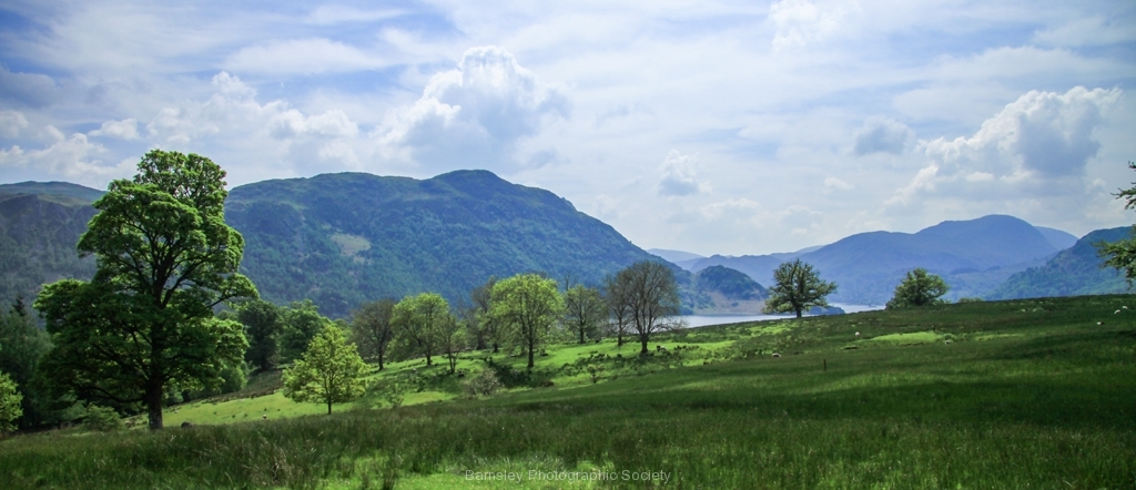 TOWARDS ULLSWATER by Phil Edwards