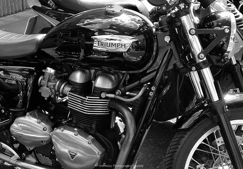 TRIUMPH by Phil Edwards