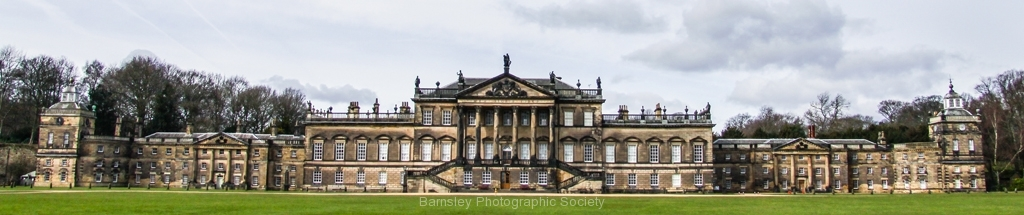 WENTWORTH WOODHOUSE by Phil Edwards-