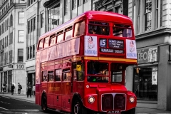 ROUTEMASTER BUS by Phil Edwards