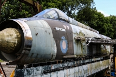 RETIERED LIGHTNING F6 XR754 by Phil Harris