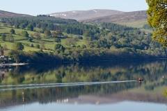 4 D EARLY MORNING ON LOCH TAY by Phil Holmes