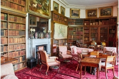 4 D LIBRARY CALKE ABBEY by Phil Holmes