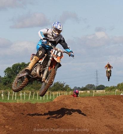 Motocross Action by Tom Allison