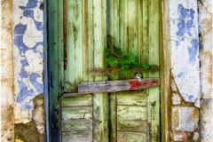 Green Door by Jeff Moore