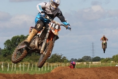 Motocross Action by Tom Allison