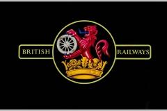BRITISH RAILWAYS EMBLEM by Roy Lloyd