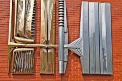 Brass-meeting-steel