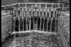 CANAL LOCK by Roy Lloyd