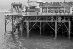 PART OF EASTBOURNE PIRE by Roy Lloyd