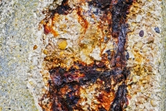 RUST IN REINFORCED CONCRETER