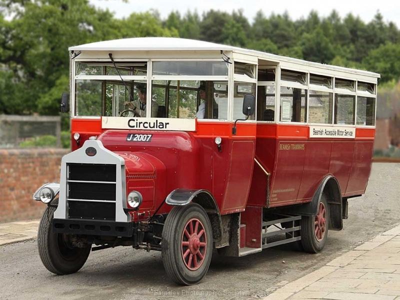 Neom-motorbus