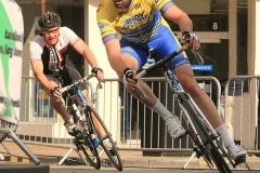 BARNSLEY BIKE RACERS by Tom Allison
