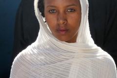 ETHIOPIAN WOMAN by Willem Van Herp